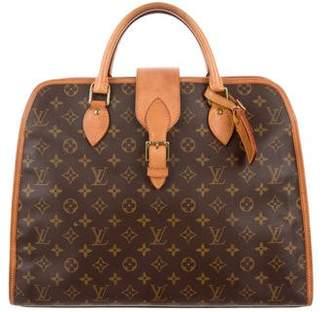 Louis Vuitton Monogram Rivoli Soft Briefcase