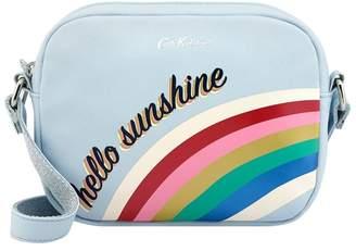 Cath Kidston Womens Sunshine Oval Cross Body Bag - Blue