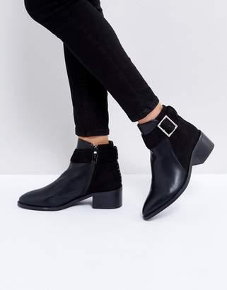Raid RAID Aria Buckle Ankle Boots