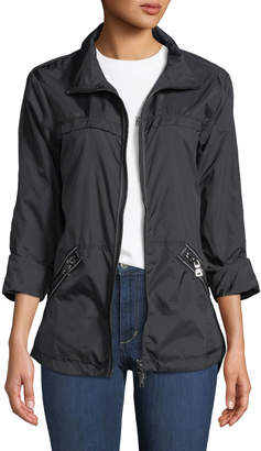 Raison D'etre Wind-Resistant Roll-Sleeve Jacket