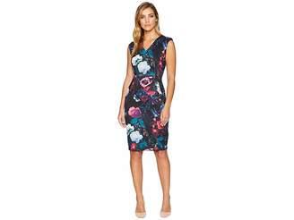 f7e6f0ca07c Calvin Klein Black Above Knee Dresses - ShopStyle