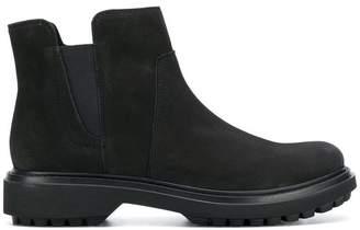 Geox elasticated panel boots