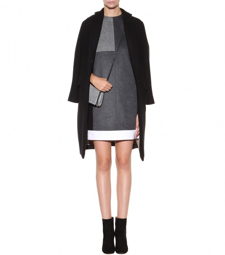 Edun Wool-blend dress