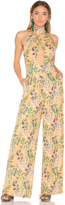 House of Harlow x REVOLVE Karen Jumpsuit $178 thestylecure.com