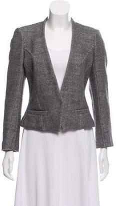 Etoile Isabel Marant Virgin Wool Structured Blazer