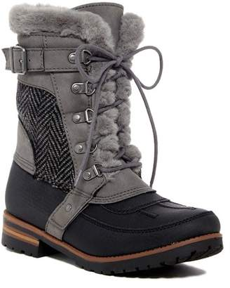Rock & Candy Danlea Faux Fur Lined Boot