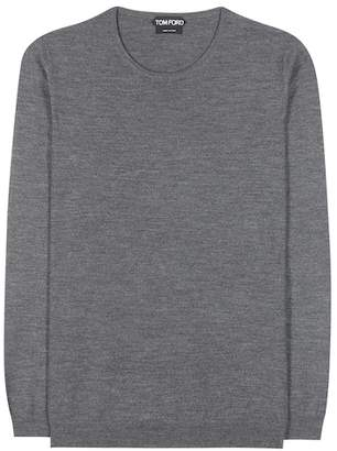 Tom Ford Virgin wool-blend sweater