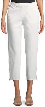 Masai Padme Cotton Stretch Cropped Chino Pants
