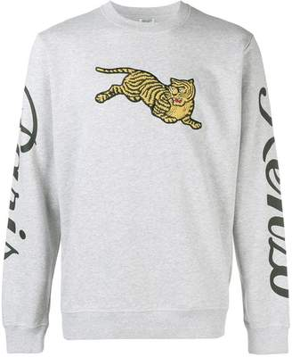 Kenzo flying tiger sweatshirt