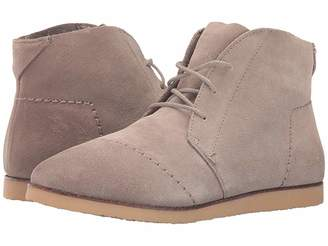 Toms Mateo Chukka Women's Lace-up Boots