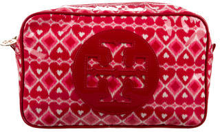Tory Burch Tory Burch Logo Cosmetic Bag