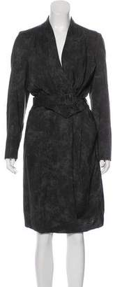 Pauw Long Sleeve Midi Dress