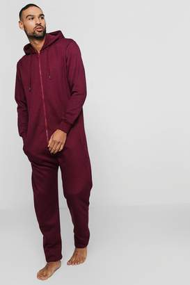boohoo Zip Through Onesie