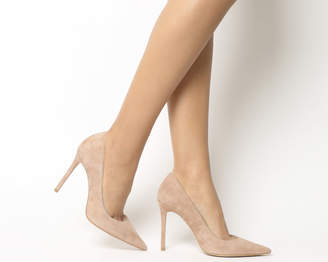 314bc3323e0a Nude Leather Court Shoes - ShopStyle UK