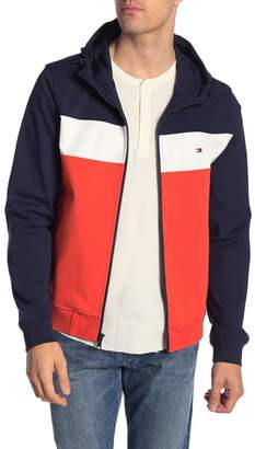 Tommy Hilfiger Hooded Colorblock Track Jacket