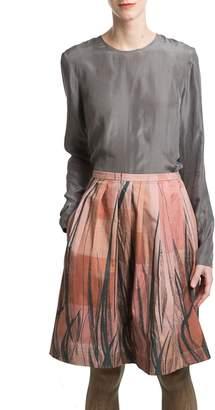 Clara Kaesdorf Skirt Wide Feather