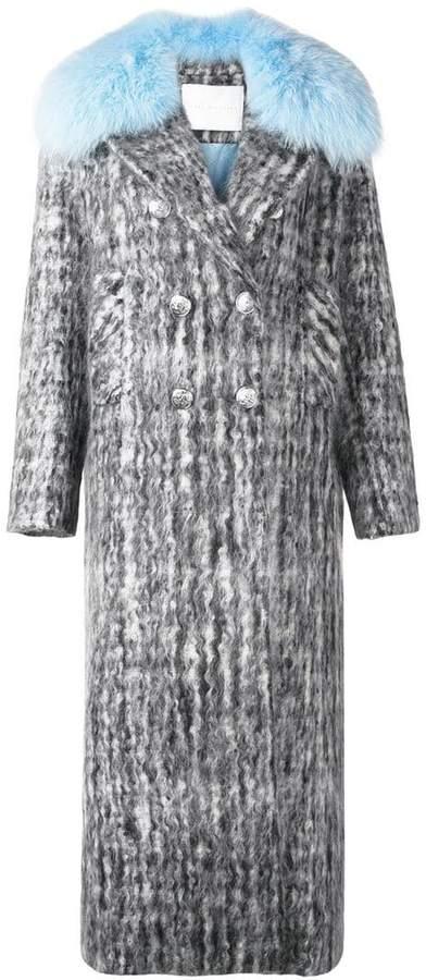 Giada Benincasa printed coat