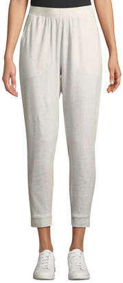 Eileen Fisher Slouchy Terry Knit Ankle Pants