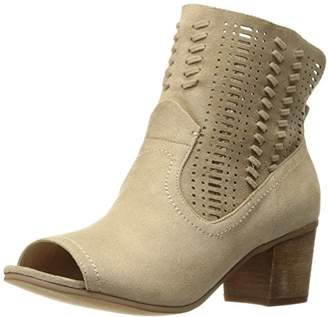 Not Rated Women's Savio Ankle Bootie,6.5 M US