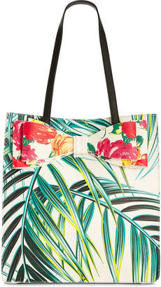 Betsey Johnson Floral Tote