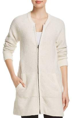 Eileen Fisher Two-Way Zip Cardigan - 100% Exclusive