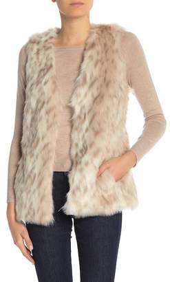 Melrose and Market Faux Fur Vest