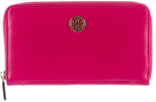 Tory BurchTory Burch Smooth Leather Wallet