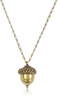 Tory Burch Acorn Pendant Necklace