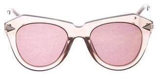 Karen Walker One Star Tinted Sunglasses