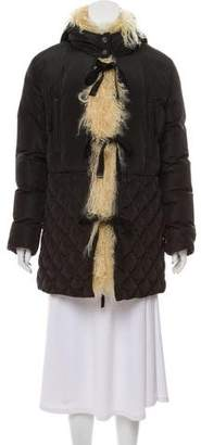 Max & Co. MAX&Co. Quilted Down Jacket w/ Tags