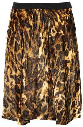 e9401d652db3 Isabel Marant Tanza leopard-printed skirt