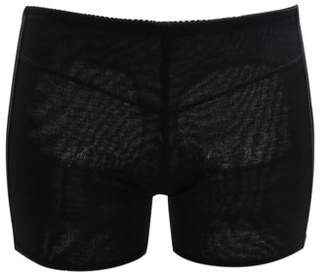 Unique Bargains L Women Butt Lifter Shaper Panty Slim Sexy Shapewear Tummy Control Pants Black