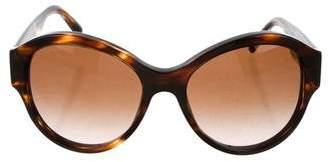 Versace Medusa Round Sunglasses
