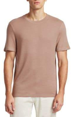 Saks Fifth Avenue COLLECTION Cotton T-Shirt