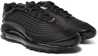 Nike Air Max Deluxe Mesh Sneakers - Black