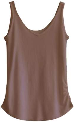 Goodnight Macaroon 'Sienna' Knitted Tank Top (3 Colors)