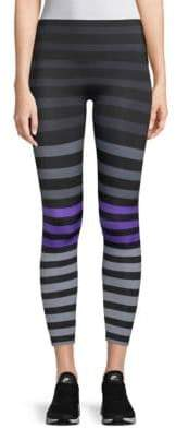 Sneaker Length Anna Stripe Leggings