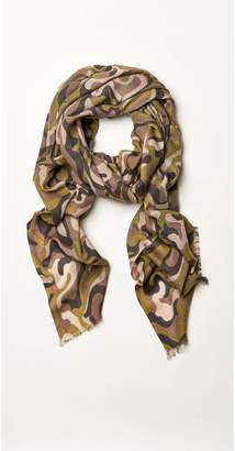 J.Mclaughlin Reed Scarf in Regiment