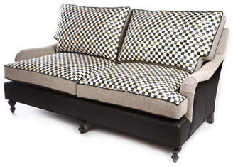 Mackenzie Childs MacKenzie-Childs Underpinnings Studio Loveseat