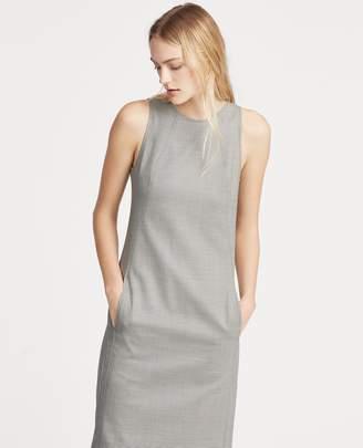 Ralph Lauren Houndstooth A-Line Dress