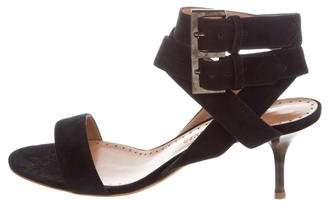 Alexa Wagner Nelly Wrap-Around Sandals