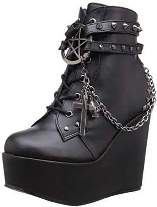 Demonia Poison-101, Women's Ankle Boots,(39 EU)