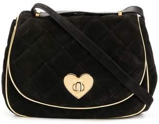 Moschino Cheap & Chic heart twist-lock bag