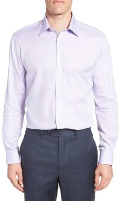 Ted Baker Ollyox Slim Fit Solid Dress Shirt