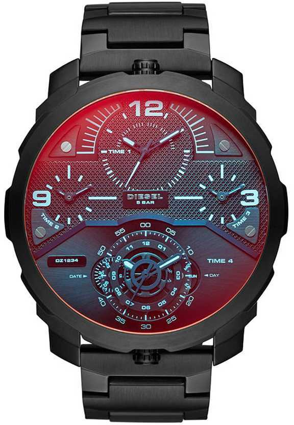 Diesel Diesel Machinus Watch