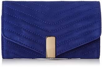 Petite Mendigote Women's Epervier Clutch blue