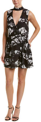 Dolce Vita Choker Shift Dress