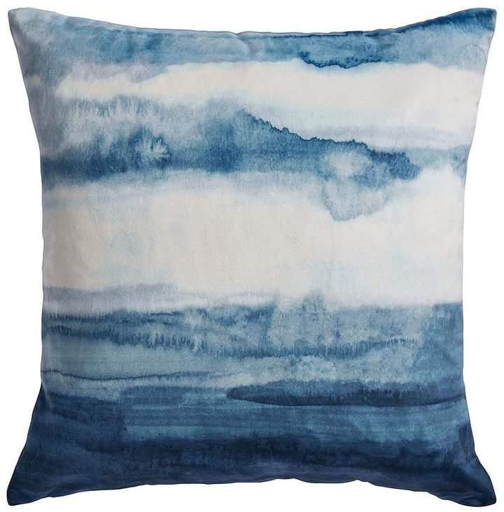 Myleene Klass Home Ombre Print Velvet Cushion