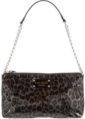 Kate SpadeKate Spade New York Wellesley Animal Byrd Bag
