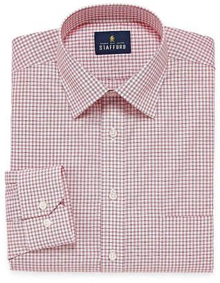 STAFFORD Stafford Men's Regular-Fit Easy-Care Stretch Dress Shirt